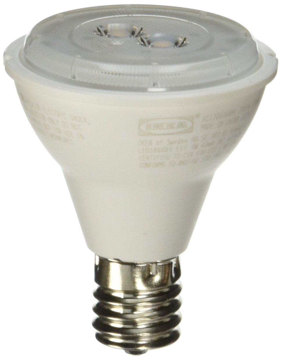 Ikea E17 Led Light Bulb R14 Reflector - Led Household Light Bulbs ...