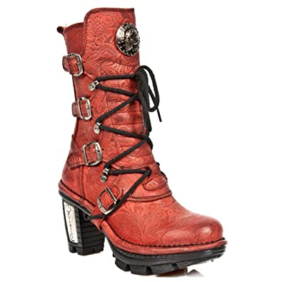 NEWROCK NR M.NEOTR005 S14 Red - New Rock Boots - Womens