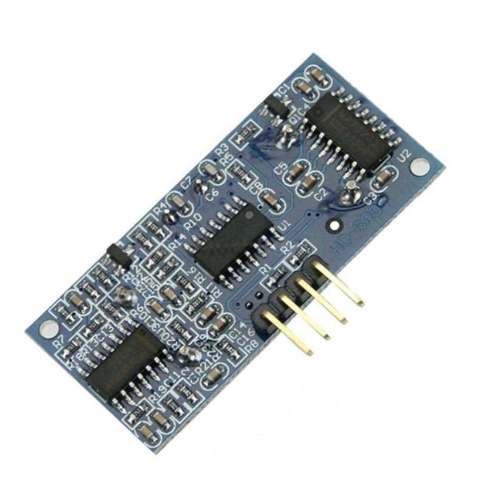 Delleu Ultrasons allant Module 1//2//5/40/kHz Inductive Hc-sr04/Distance Capteur /à ultrasons de la Sonde 2 sensors