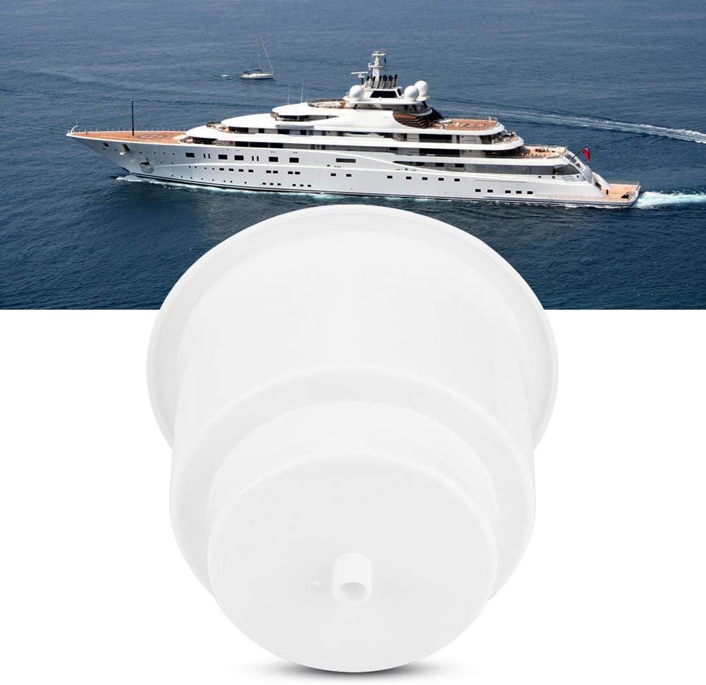 Portavasos de pl/ástico para barco Negro Botella de bebida universal Puede portavasos Insertar Marine con inserto Agujero de drenaje para Marine Rv Boat Yacht Car