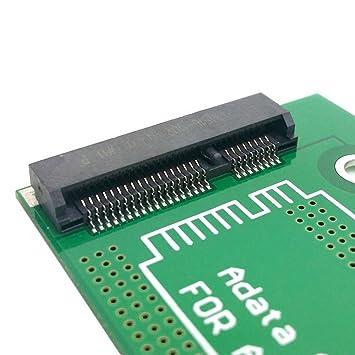 El SATA 22P 7 + 15 a mSATA mini PCI-E de la Asamblea PCBA sólo ...