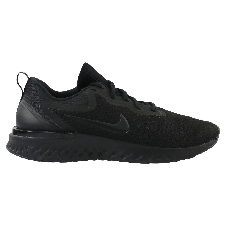 Nike Men's Odyssey React Running Shoe Black/Black-Black 7.5 by Nike (Image #1)