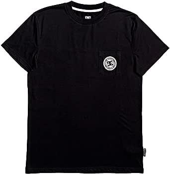DC Shoes Basic - Camiseta con Bolsillo para Hombre Camiseta con Bolsillo Hombre