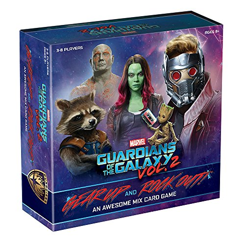 USAopoly Guardians of the Galaxy Volume 2 Playing Card (Games Collectible Card Rock)