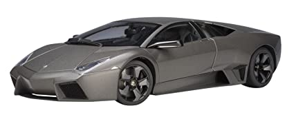Lamborghini Reventon Grey Autoart 1 18 Diecast Model Car Toy