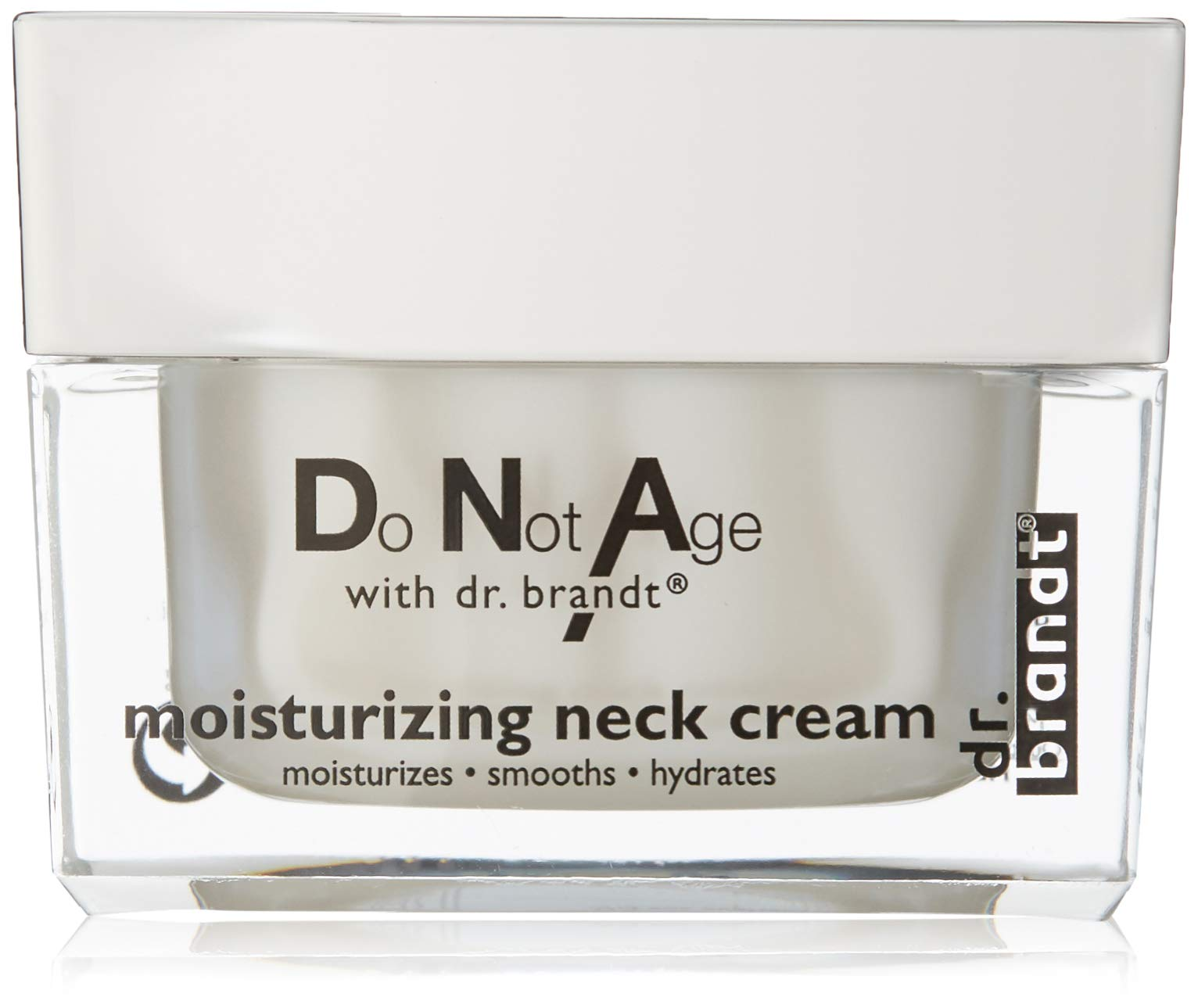 Do Not Age With Dr. Brandt  Moisturizing Neck Cream