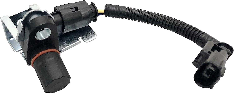 BOXI ABS Wheel Speed Sensor Rear Differential for Dodge Ram 1500 Ram 2500 Ram 3500 Dakota Durango Ram B1500 Ram B2500 Ram B3500 970-024 5014787AA