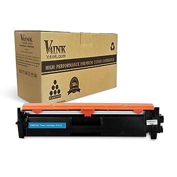 V4ink 1 Paquete Compatible Cartucho de tóner láser HP 17A CF217A ...