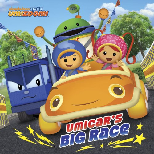 Umicar's Big Race (Team Umizoomi)