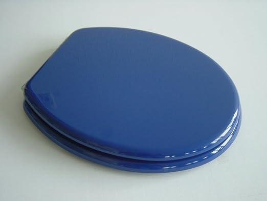 colore Sedile WC Buxton Blu Bemis 2850ZCPT604