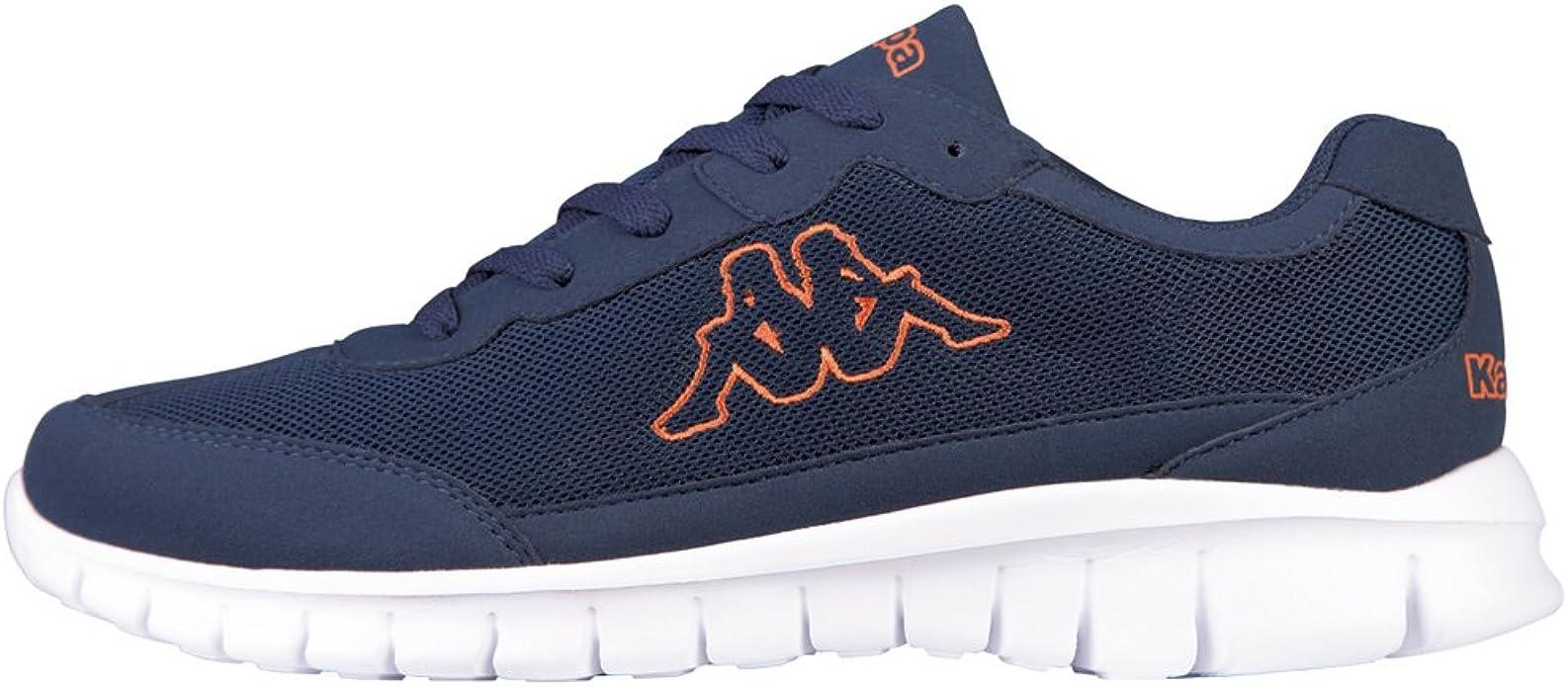 Kappa Rocket Sneakers Fitnesschuhe Damen Herren Unisex Blau