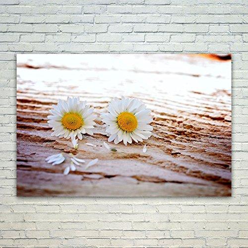 Westlake Art Poster Print Wall Art - Flower Yellow - Modern