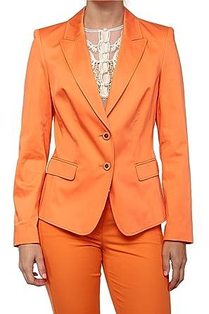 Farbe Coral basler damen blazer india farbe coral größe 44 amazon de