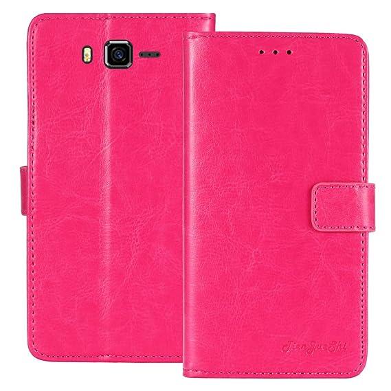 the best attitude 87525 e39ad Amazon.com: TienJueShi Rosa Book Stand Premium Retro Business Flip ...