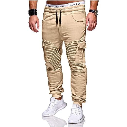 Pantalones para hombre Pantalones de chándal for hombre Pantalones ...
