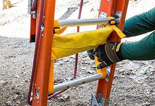 Buckingham 355B Buck Ladder Lock, Ladder Safety Restraint System, Nylon Web Straps, Ladder (Pack of 2)