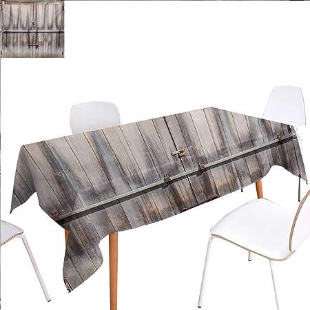 familytaste - Mesa de Comedor rústica para decoración de Mesa ...