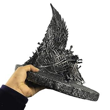 Dragon Épée Jouets Mallalah Figurine Jouet Bureau Trône Cadeau Fer Chaise Feu Modèle De TkuOPZXwi