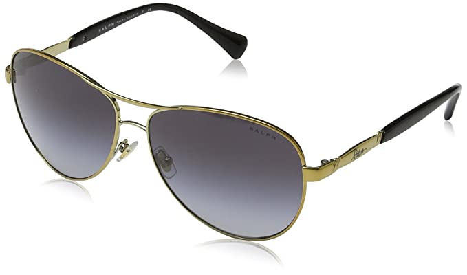 Ralph By Ralph Lauren Peaked Square Sunglasses in Purple Gradient RA5218 158014 55 Ralph Lauren 0fYvJu