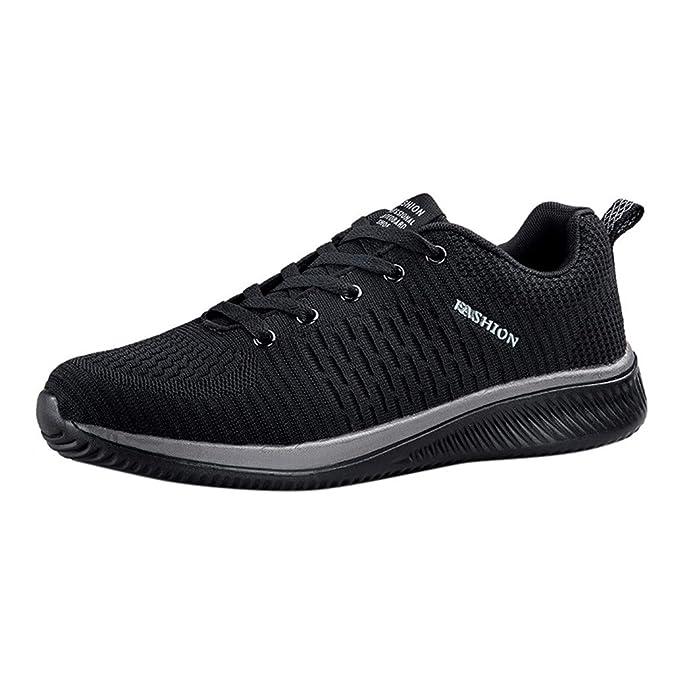 ZODOF Zapatos Deportivos Zapatillas de Deporte Zapatos Corrientes de Las Mujeres Zapatos Plataforma Gruesa de Fondo Zapatos Interiores: Amazon.es: Ropa y ...