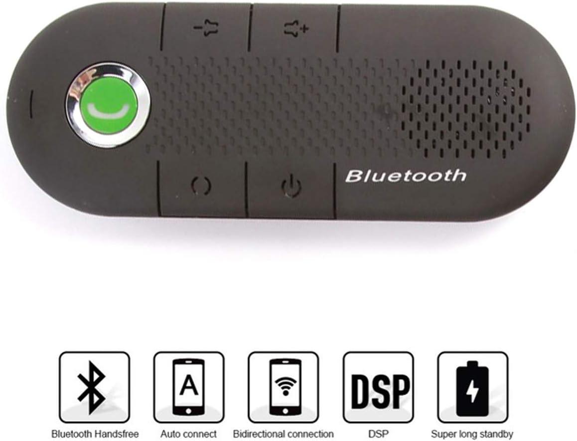 Bluetooth Mini Car-Styling Bluetooth Hands-Free Car Dragging Two Sun Visor Bluetooth Hands-Free Intercom System
