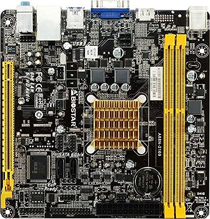 BIOSTAR A68N-2100 VER. 6.X WINDOWS VISTA DRIVER