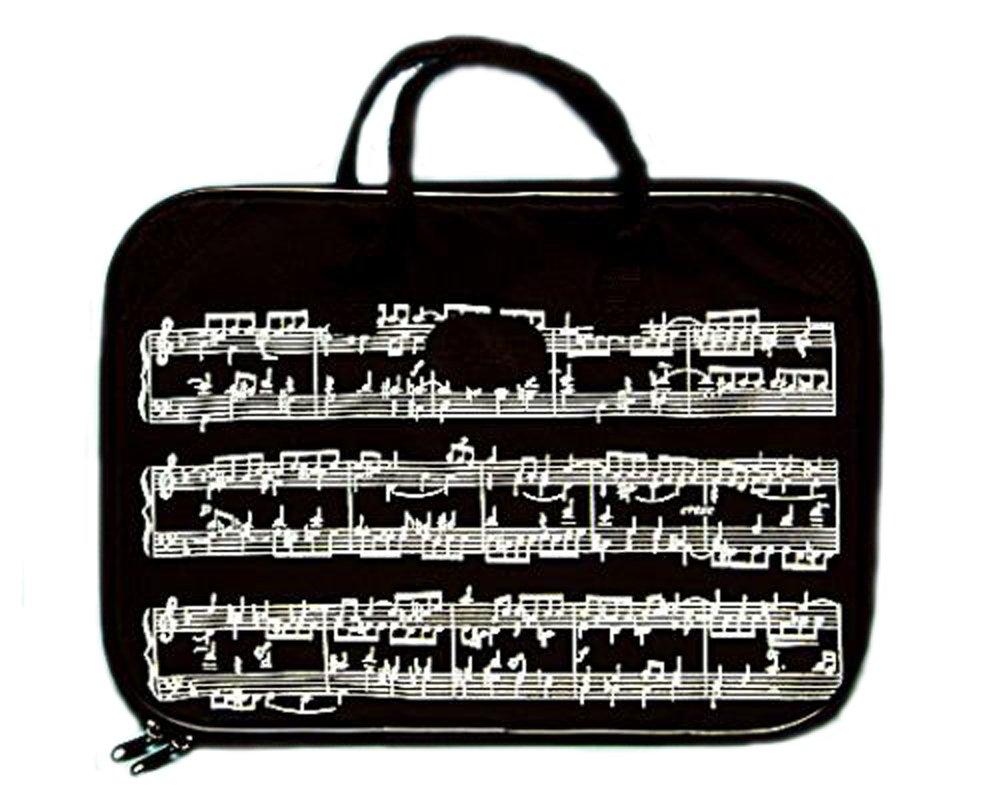Music Treasures Co. Staff Brief Case