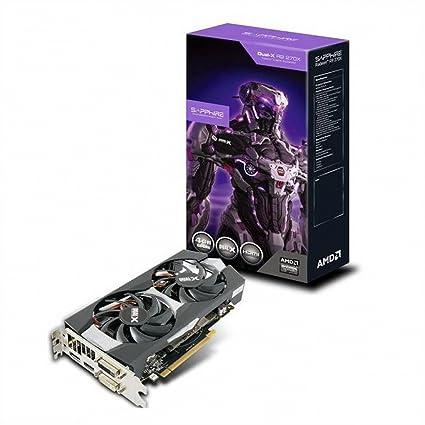 Sapphire DUAL-X AMD Radeon R9 270X OC 4GB GDDR5 2DVI/HDMI/DisplayPort  PCI-Express Video Card w/