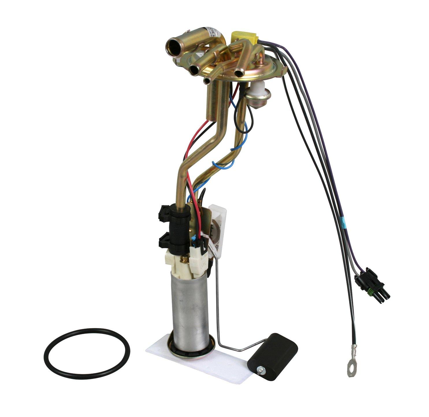 Airtex E3637s Fuel Pump Sender Assembly Automotive Pontiac Fiero Filter Location
