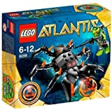 LEGO Atlantis 8056 :Monster Crab Clash