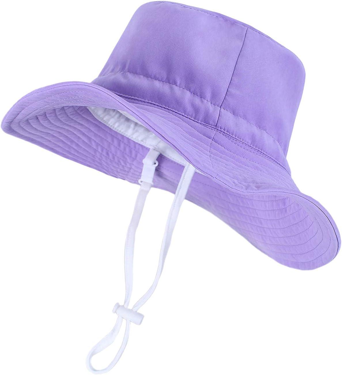 CAMLAKEE Cappello da Pescatore Bambino Bambina Estivo Cappelli da Sole