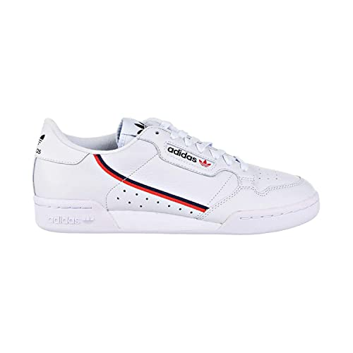 buy online ff810 e85b2 adidas Continental 80 Mens in Aero Blue/Scarlet/Navy, 11