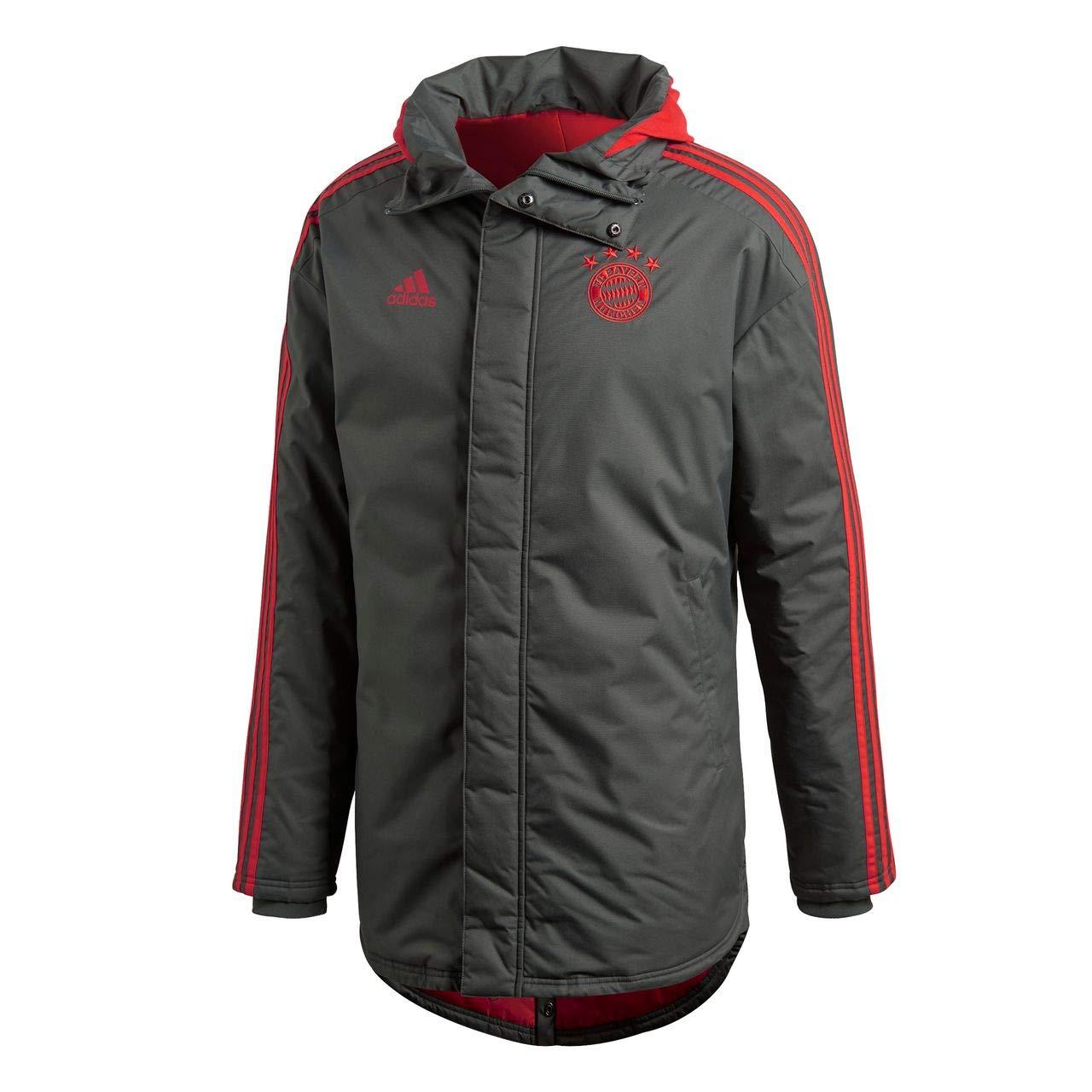 adidas Herren 18/19 FC Bayern Winter Jacket Jacke CW7246