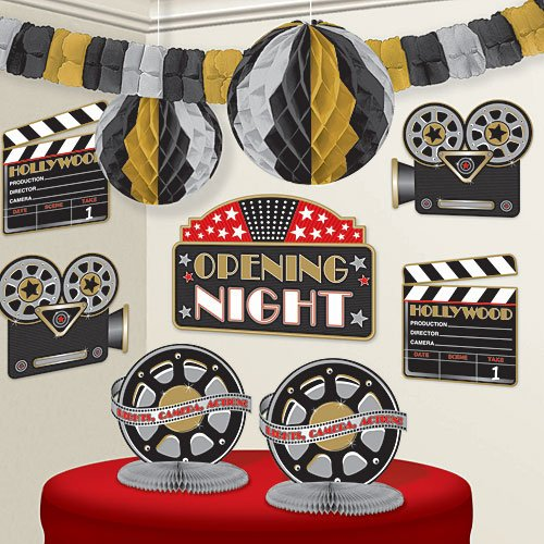 Hollywood Party Decorating Kit ()