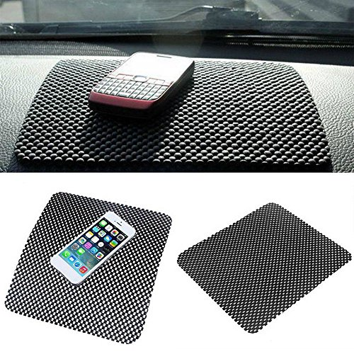 VIPASNAM-Auto Car Non Slip Dash Mat Dashboard Sticky Pad Magic for Phone Coin - Diamonds And The Sunglasses Marina