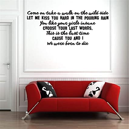Amazoncom Ydgksa Vinyl Wall Decals Quotes Sayings Words Art Decor