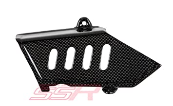 Ducati 750SS 900SS Supersport Carbon Fiber Chain Guard Protector