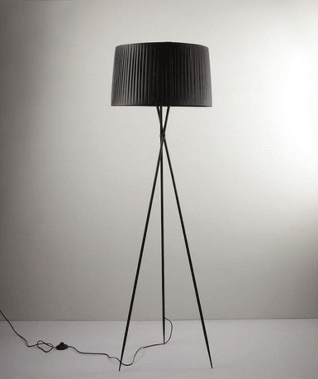 JCRNJSB® シンプルでモダンなアートベッドサイドリビングルームシンプルなフロアランプクリエイティブファブリックの三脚フロアランプ(光源なし) 照らすために調光可能 ( 色 : #1 ) B07CBQCBP4 23533 #1 #1