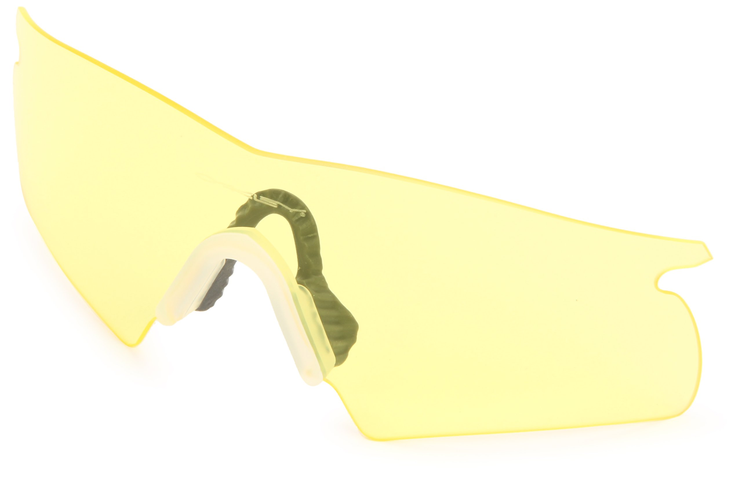 Oakley M Frame 06-763 Replacement Lens,Multi Frame/Yellow Lens,One Size