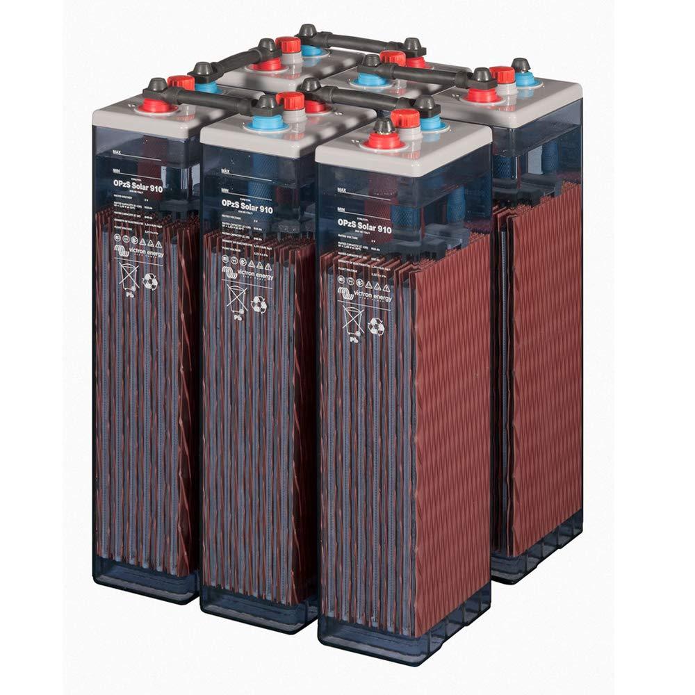 Baterías Estacionarias OPzS 2V 200-301Ah TAB 4-6 unds   +20 Años Vida Útil Instalaciones Fotovoltaicas