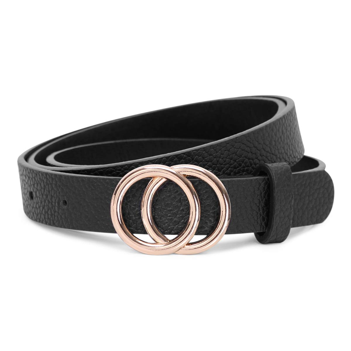 Gorgeous belt. Looks and feels luxurious.
