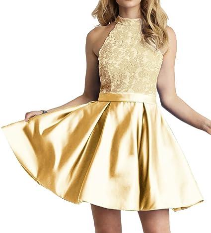 Review JAEDEN Homecoming Dress High