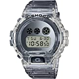 G-Shock Men's G-SHOCK Digital Watch (One Size, Silver/Transparent)