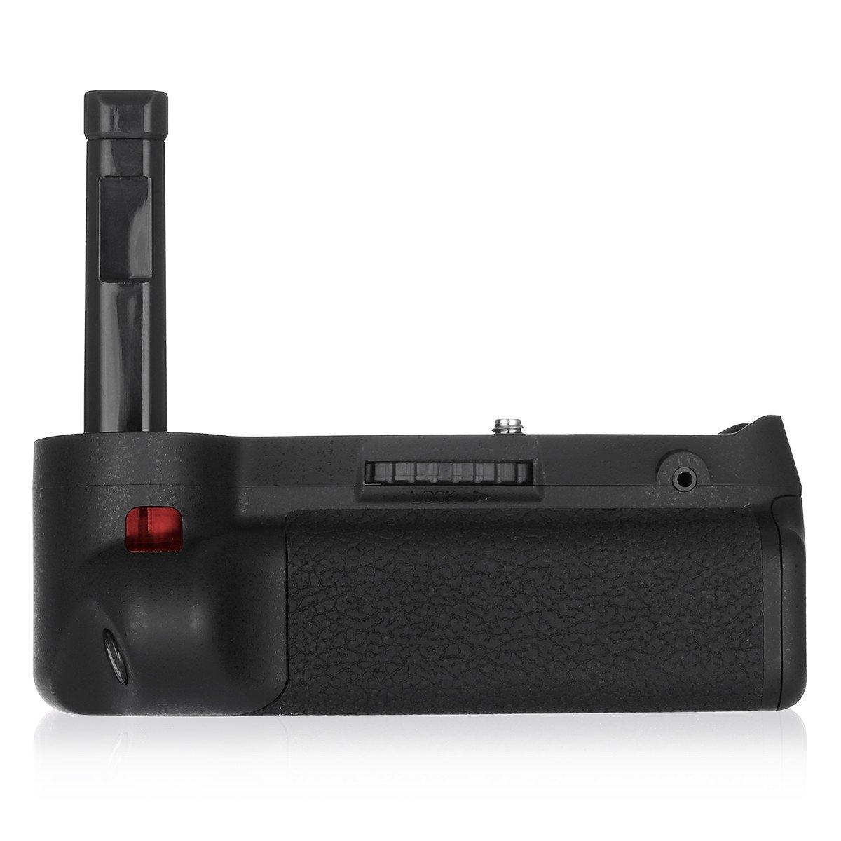 Powerextra Battery Grip for NIKON D3100/D3200/D3300/D5300 SLR Digital Camera Work With 2 pcs EN-EL14/EN-EL14A Batteries or 6 AA-size Batteries
