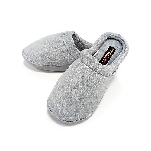 MIRACLE SLIPPERS Gel Producto Oficial, Zapatillas de Estar por casa Unisex con propiedades antifatiga, Antideslizantes y con Plantillas amortiguadoras de ...