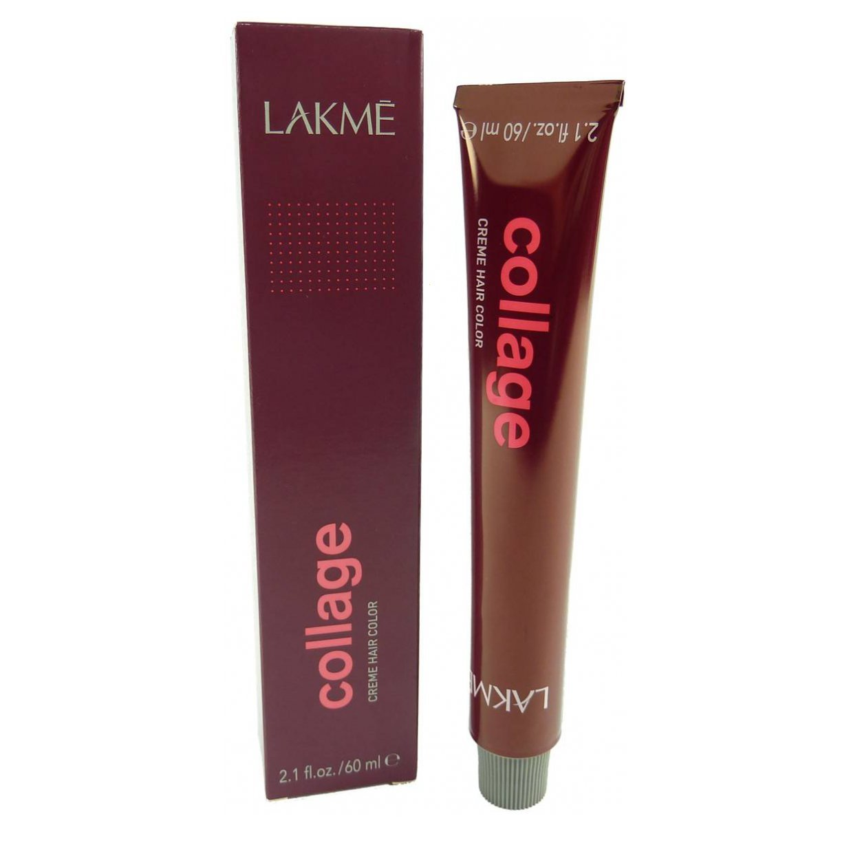 Lakme Collage Creme Hair Color 2.1 Oz - 5/00 Light Brown by Lakme