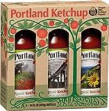 Portland Ketchup Gift Box - 3 Pack