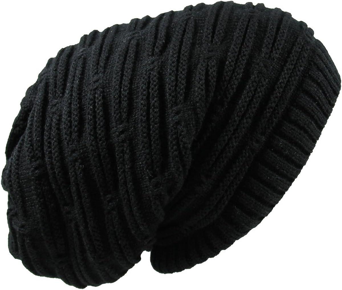 Dread Sock Tam Dread Tube in Black White and Grey