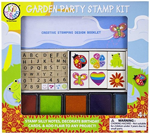 Bead Bazaar Garden Party Stamp - Beads Stamps
