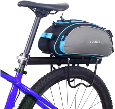 Transportin Porta Equipaje Parrilla para Bicicleta con Suspension ...